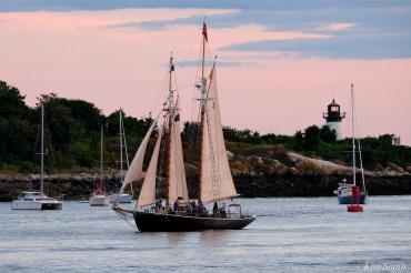Schooner Festival Gloucester Parade of Sail copyright Kim Smith - 14 copy