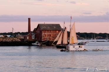 Schooner Festival Gloucester Parade of Sail copyright Kim Smith - 15 copy