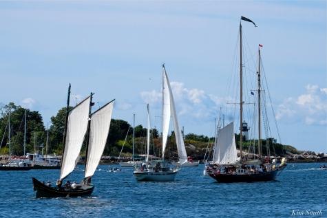 Schooner Festival Gloucester Parade of Sail copyright Kim Smith - 38 copy