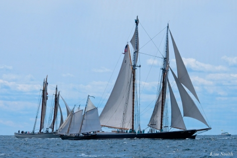 Schooner Festival Gloucester Parade of Sail copyright Kim Smith - 63 copy