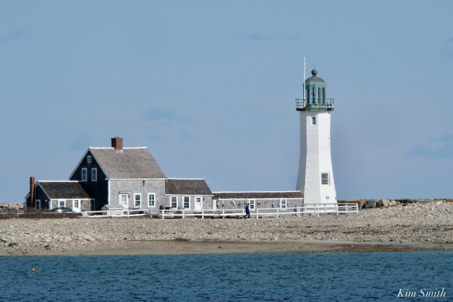 Scituate Lighthouse copyright Kim Smith