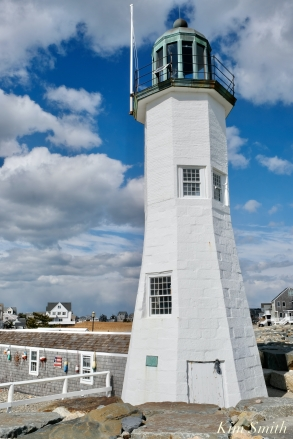 Scituate Lighthouse Harbor copyright Kim Smith - 4 of 7