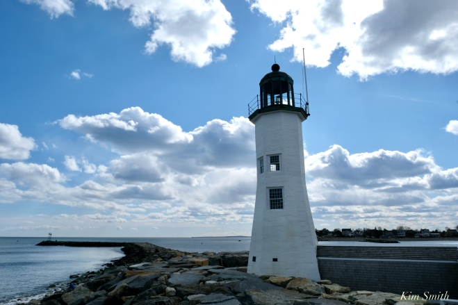 Scituate Lighthouse Harbor copyright Kim Smith - 6 of 7
