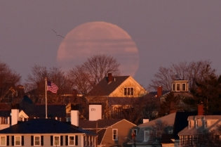 Super Moon Worm Moon March Full Gloucester copyright Kim Smith - 10 of 18