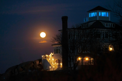 Super Moon Worm Moon March Full Gloucester copyright Kim Smith - 18 of 18