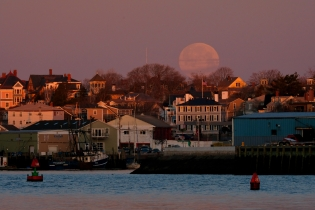 Super Moon Worm Moon March Full Gloucester copyright Kim Smith - 8 of 18