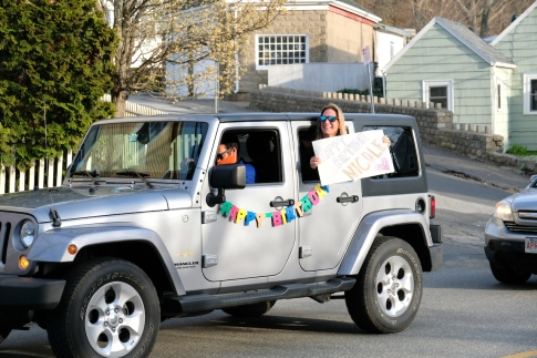 Nicole Duckworth Birthday Parade Coronavirus copyright Kim Smith - 11 of 22