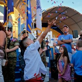 Confetti Kids Saint Peter's Fiesta 2019 copyright Kim Smith - 05