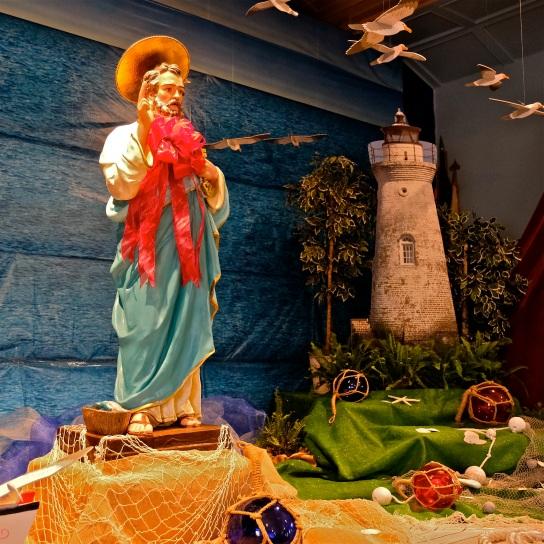 Saint Peter's Fiesta Novena 2019 copyright Kim Smith - 04