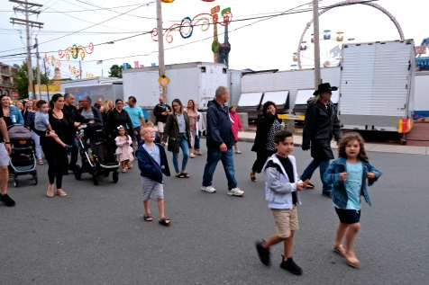 Saint Peter's Fiesta Novena Closing Night Procession to Beach Court 2019 copyright Kim Smith - 47