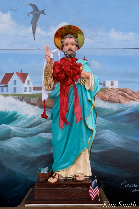 Saint Peter's Fiesta Sunday Mass 2019 copyright Kim Smith - 01