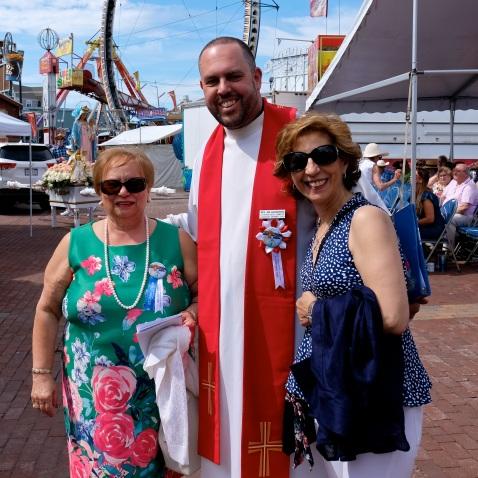Saint Peter's Fiesta Sunday Mass 2019 copyright Kim Smith - 10