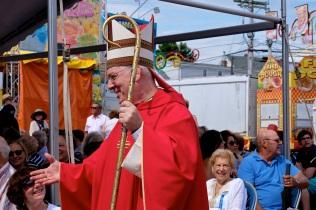 Saint Peter's Fiesta Sunday Mass 2019 copyright Kim Smith - 11