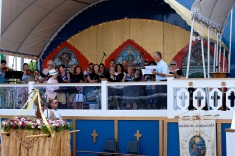 Saint Peter's Fiesta Sunday Mass 2019 copyright Kim Smith - 12