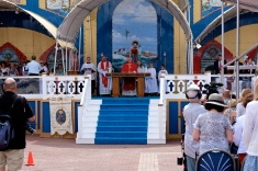 Saint Peter's Fiesta Sunday Mass 2019 copyright Kim Smith - 19