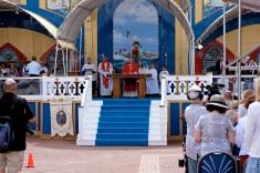 Saint Peter's Fiesta Sunday Mass 2019 copyright Kim Smith - 19
