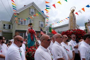 Saint Peter's Fiesta Sunday Procession 2019 copyright Kim Smith - 19