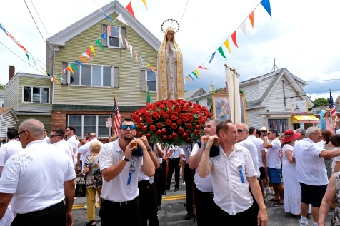 Saint Peter's Fiesta Sunday Procession 2019 copyright Kim Smith - 22