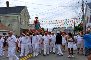 Saint Peter's Fiesta Sunday Procession 2019 copyright Kim Smith - 25