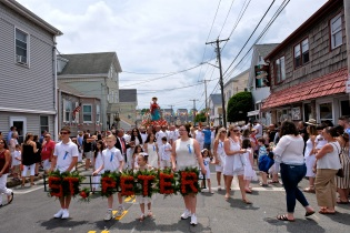Saint Peter's Fiesta Sunday Procession 2019 copyright Kim Smith - 26