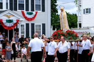Saint Peter's Fiesta Sunday Procession 2019 copyright Kim Smith - 42