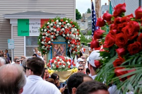 Saint Peter's Fiesta Sunday Procession 2019 copyright Kim Smith - 51