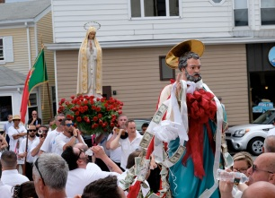 Saint Peter's Fiesta Sunday Procession 2019 copyright Kim Smith - 59
