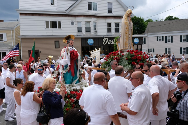 Saint Peter's Fiesta Sunday Procession 2019 copyright Kim Smith - 60