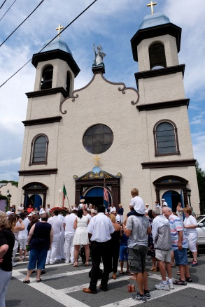 Saint Peter's Fiesta Sunday Procession 2019 copyright Kim Smith - 66