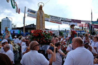 Saint Peter's Fiesta Sunday Procession 2019 copyright Kim Smith - 72
