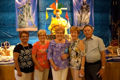 St. Peter's Fiesta Novena 2018 -20 copyright Kim Smith