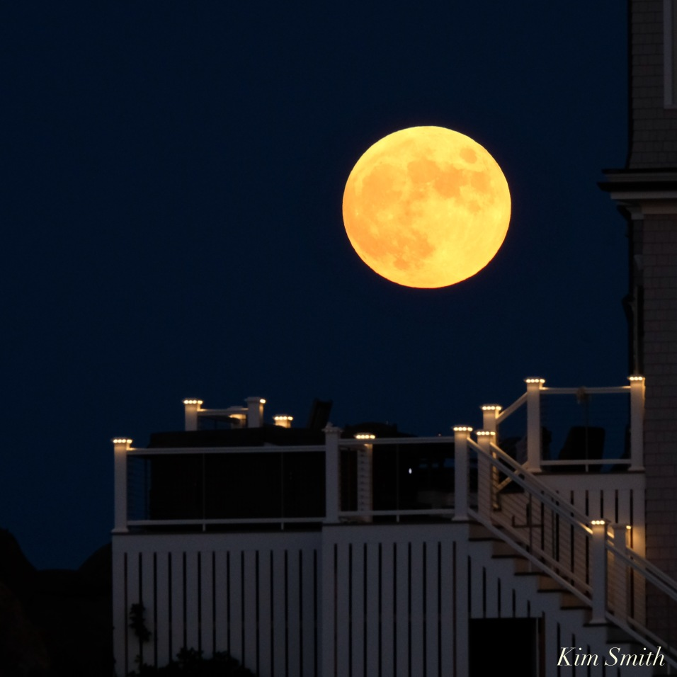 Thunder Moon July Full Moon Gloucester MA copyright kim Smithcopyright Kim Smith - 4 of 5