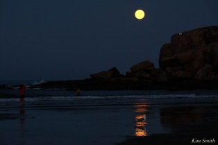 Thunder Moon July Full Moon Gloucester MA copyright kim Smithcopyright Kim Smith - 5 of 5